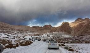 استمرار انخفاض درجات الحرارة في بعض المناطق