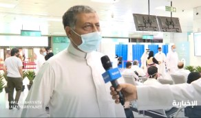 بالفيديو .. أحد منسوبي الخطوط الجوية يصف شعوره بعد تلقي لقاح كورونا
