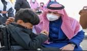 شاهد.. تعليق عائلة الطفل ماجد الشمري بعد تفاعل أمير الحدود الشمالية مع حالته