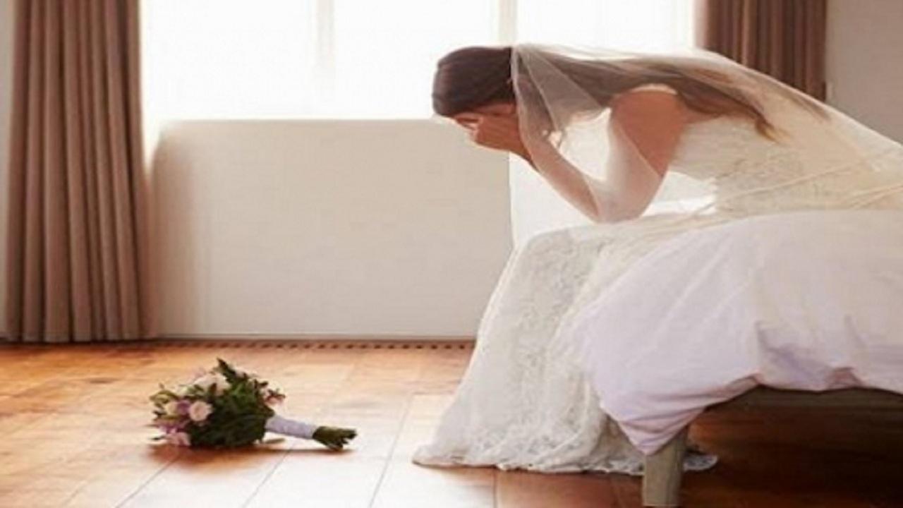 تصرف غير متوقع من عروس يوم الصباحية
