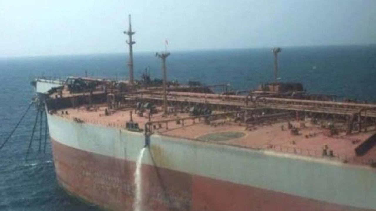 الحوثي يرفض صعود فريق أممي إلى ناقلة النفط صافر