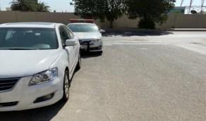ضبط قائد مركبة انشغل بالجوال أثناء القيادة