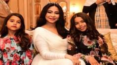 بالفيديو.. جدل حول رقص ابنتي شيرين عبدالوهاب على أغنية أجنبية