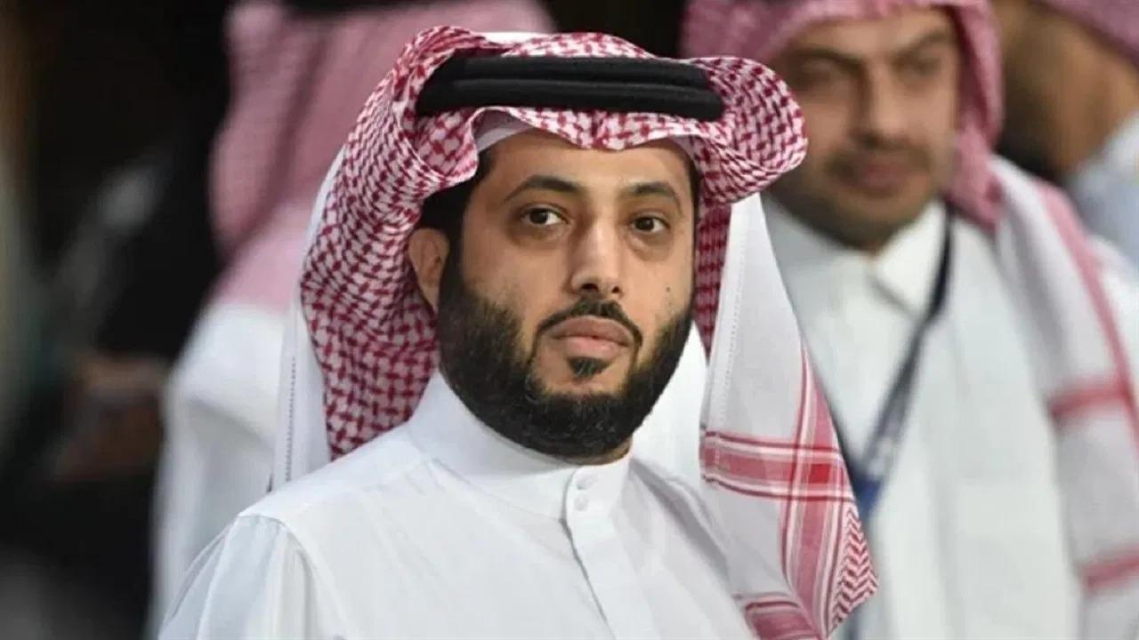 """تركي آل الشيخ عن الزج باسمه في أي حدث رياضي سعودي: """" ورب البيت لا أدعم أحد """""""