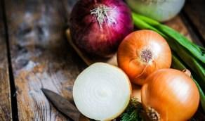 فوائد البصل في الوقاية من السرطان وأمراض القلب