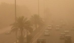 """""""الأرصاد"""": أتربة مثارة وأمطار رعدية على منطقة المدينة المنورة"""