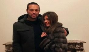 بالصور.. ريهام حجاج تحتفل بعيد ميلاد زوجها بالقبلات والأحضان