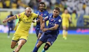 الكشف عن أطقم فريقي الهلال والنصر في كأس السوبر