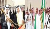 """بالفيديو.. قصة """"السيف الأجرب"""" منذ عهد مؤسس الدولة السعودية الثانية حتى وصوله للملك سلمان"""