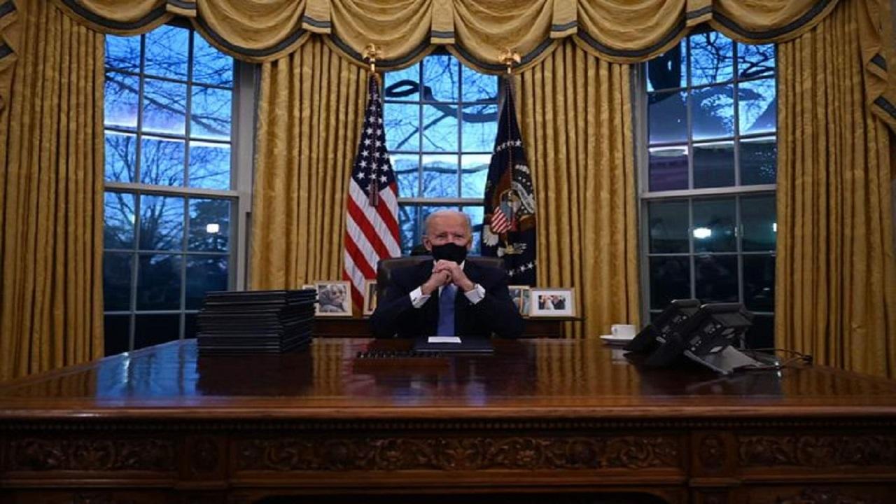 ترامب يترك رسالة لبايدن في البيت الأبيض