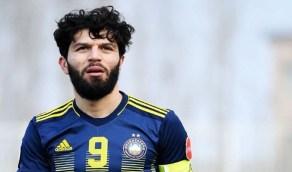 غموض حول مستقبل مشاريبوف بعد فشل صفقة النصر