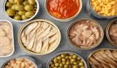 تناول الأطعمة المعلبة يؤدي إلى أمراض القلب والسرطان