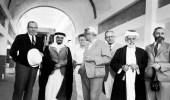 شاهد.. رصيف جزيرة المحجر الطبي المخصصة لفحص الحجاج قبل 81 عاما