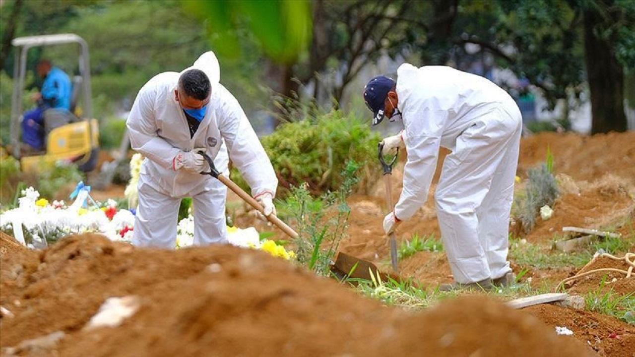 رقم مخيف لإصابات ووفيات كورونا في البرازيل