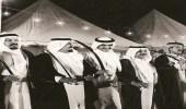 صورة نادرة للأمير سلطان بن سلمان بعد عودته من مهمة ديسكفري الفضائية قبل 36 عام