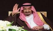 صورة نادرة لخادم الحرمين يجلس بجوار الملك فهد