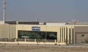 إندلاع حريق في مستودع تابع للشركة السعودية للصناعات الدوائية