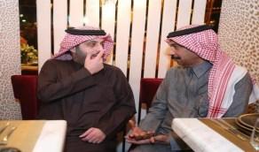 بالفيديو.. لحظة وصول تركي آل الشيخ لافتتاح مطعم عبادي الجوهر بالرياض