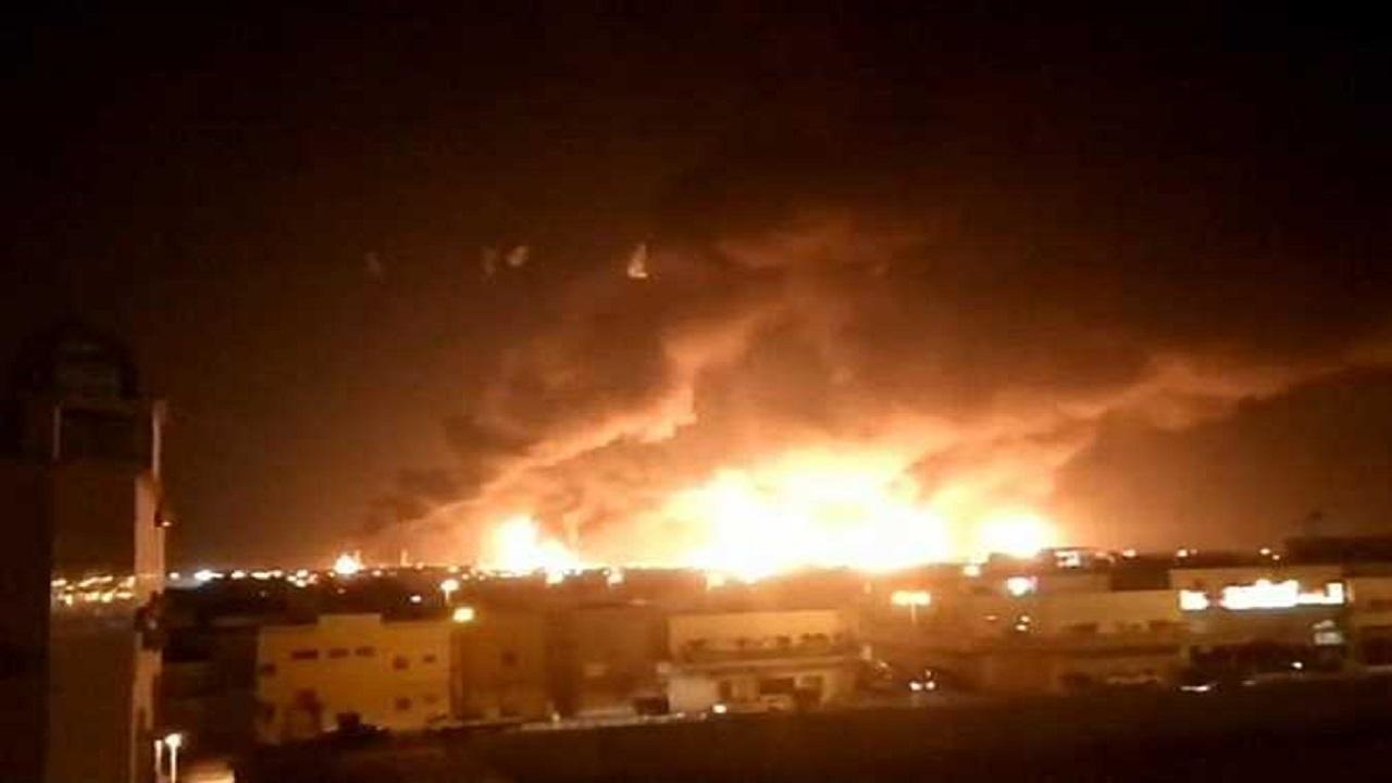 بالفيديو.. المناورات العسكرية للحرس الثوري تفضح مسؤولية إيران عن هجوم أرامكو