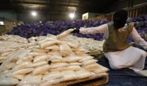 إحباط محاولة تهريب 20 مليون قرص مخدرات داخل شحنة عنب