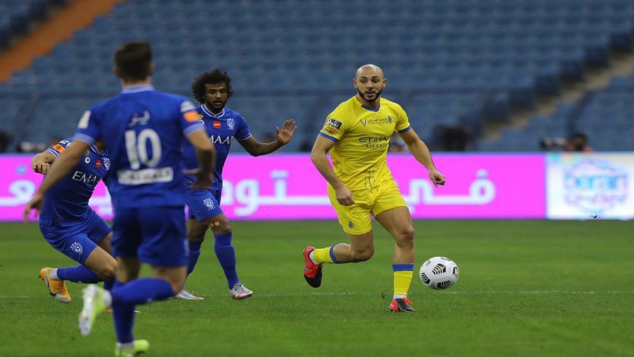 بالفيديو.. النصر بطلاً لكأس السوبر للمرة الثانية في تاريخه