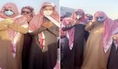 شاهد.. صلاة الجنازة على الأمير تركي بن ناصر بمقبرة العود في الرياض