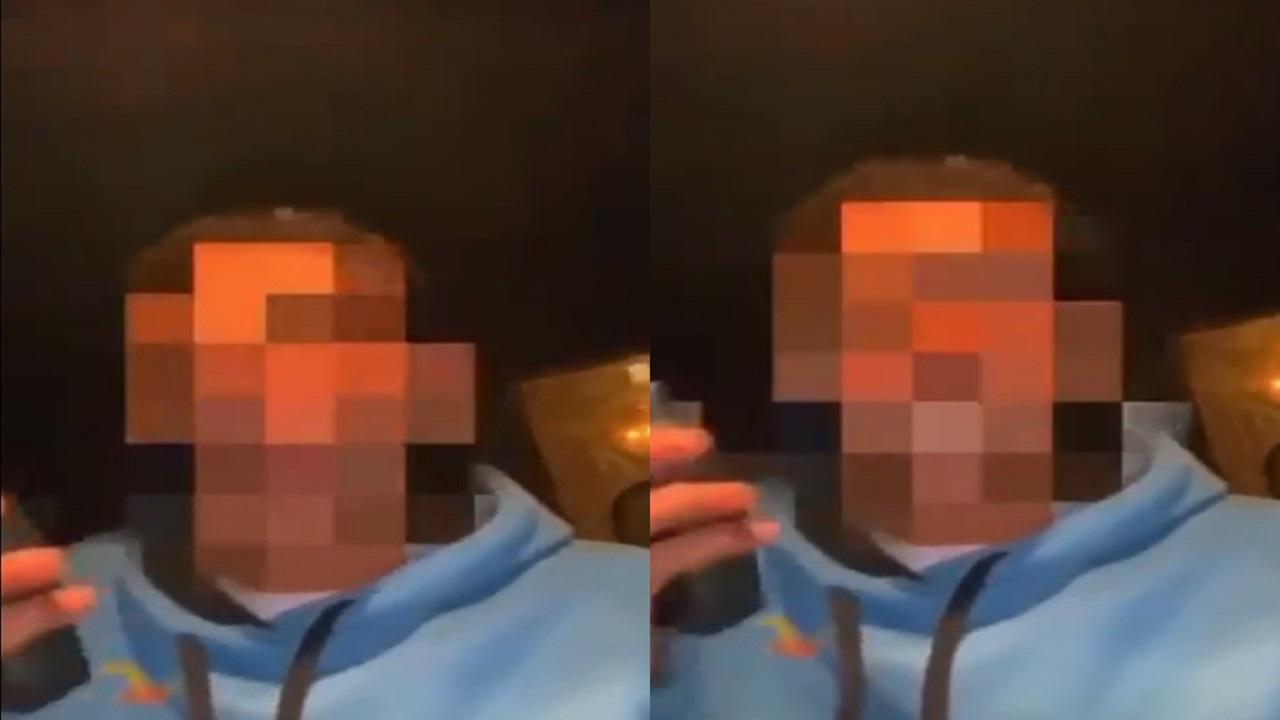 بالفيديو.. أحد المشاهير يُحدث ضجة بانتحال صفة رجال الأمن في الرياض