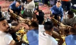 بالفيديو..أجواء رائعة في معسكر الهلال قبل السوبر