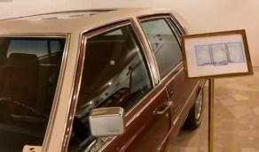 بالفيديو.. سيارة الملك سلمان قبل 43 عاما