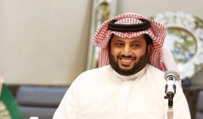 """تركي آل الشيخ ينشر صورة لموقع """"أوايسس الرياض"""" قبل التنفيذ"""