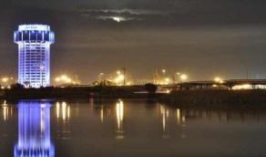 إيقاف حركة الملاحة البحرية بـ ميناء جدة