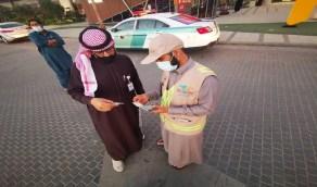 بالصور.. ضبط عمالة بمعرفات سعودية بأحد تطبيقات تأجير المركبات في الرياض
