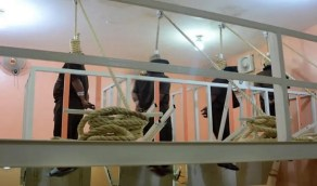 الإعدام شنقا بحق ثلاثة عراقيين إرهابيين بعد تفجيري بغداد