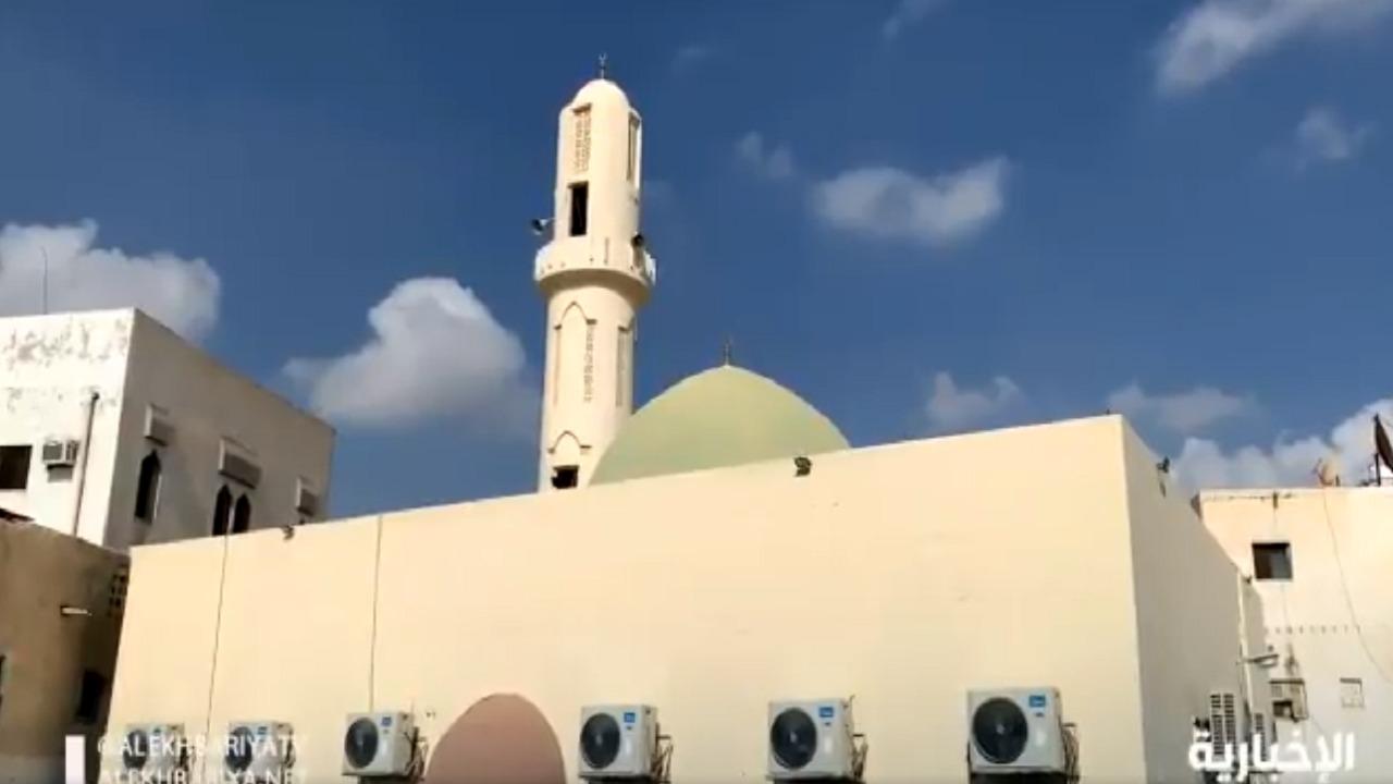 """بالفيديو.. قصة """"مسجد بني حرام"""" في المدينة والذي شهد معجزة تكثير الطعام"""