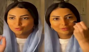 """بالفيديو ..العنود عبدالله""""تخلع الحجاب: """"كذا أفضل"""""""