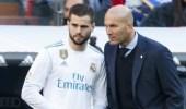 """"""" كورونا """" يلحق بمدافع ريال مدريد بعد زيدان"""