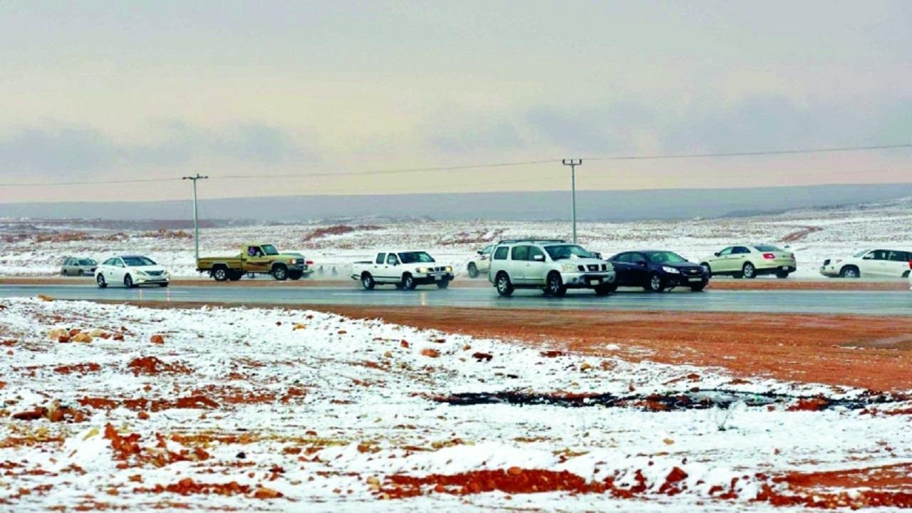 """""""الأرصاد"""" تكشف أقل درجات الحرارة اليوم أبرزها 6 درجات تحت الصفر"""
