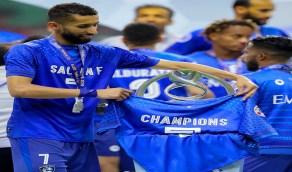 الهلال في التصنيف الأول لقرعة دوري أبطال آسيا 2021