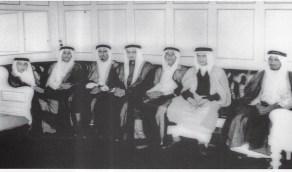 يخت مصري يجمع الملك خالد مع 6 من إخوته قبل أكثر من 70 عاما