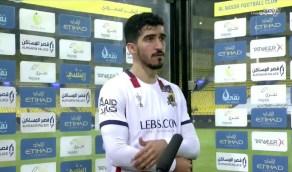 بالفيديو.. لاعب الوحدة يفتح النار على لاعبي النصر بسبب ما حدث أثناء المباراة