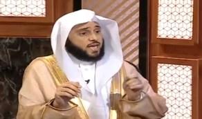 """بالفيديو.. الشيخ """"السلمي"""" يوضح حكم قسمة الأم ذهبها بين أبنائها قبل موتها"""