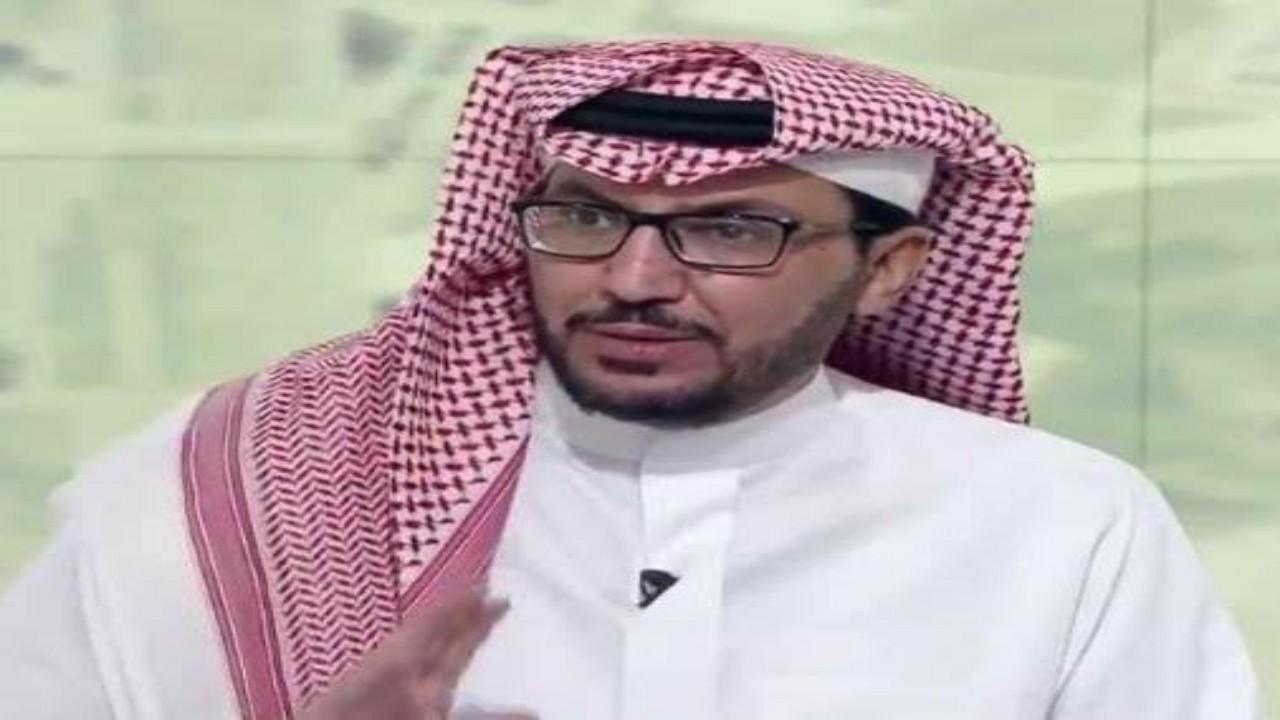 """بالفيديو..فهد الروقي  ينتقد اعتراض لاعبي النصر على الحكام: """"غير طبيعي"""""""
