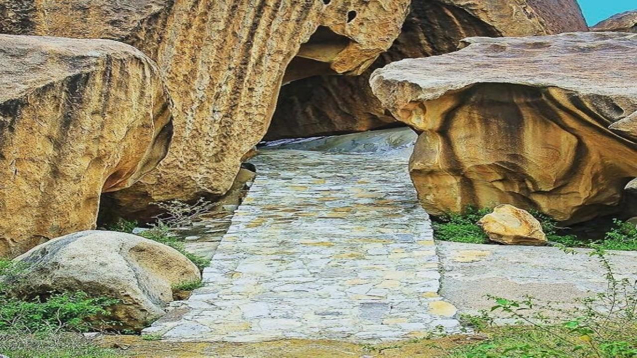 كهوف جبل شدا تجذب السياح لاستخدامها كمسكن لهم خلال رحلتهم للمملكة