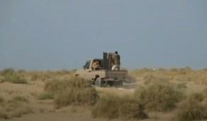 شاهد لحظة إفشال أكبر هجوم لميليشيا الحوثي غرب اليمن