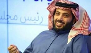 رد تركي آل الشيخ على مزاعم محاولته لكسب القطريين