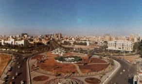 صورة لميدان البيعة في جدة