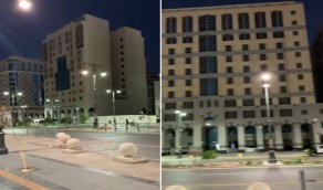 الفنادق المطلة على المسجد النبوي تقدم أسعارًا منخفضة (فيديو)