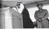 شاهد.. صورة نادرة للملك فهد في الأردن