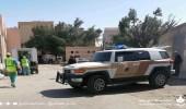 بالصور.. أمانة الرياض تغلق سوق اللحوم في البطحاء