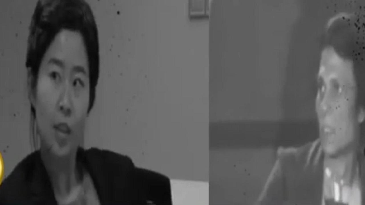 بالفيديو .. صينية تقلد عادل أمام في مدرسة المشاغبين